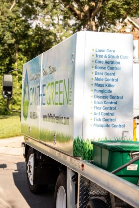 lawn care services millersville MD, maryland