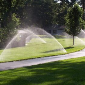 watering practices methods homeowners gambrills md on the green lawn care inc maryland