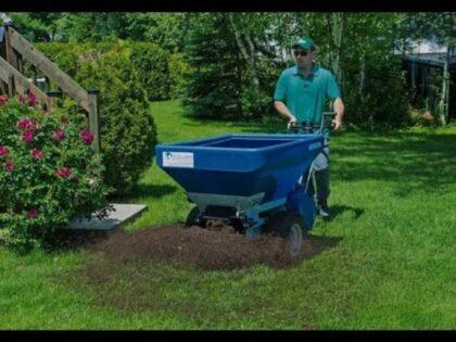 OTG lawn composting organic methods gambrills md maryland